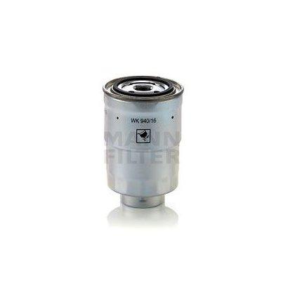 Filtr paliwa MANN-FILTER WK940/16X WK94016
