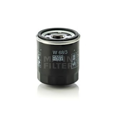Filtr oleju MANN-FILTER W68/3 W681