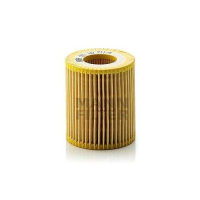 Filtr oleju MANN-FILTER HU711/4X HU7114X