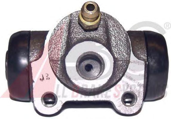 CYLINDEREK HAMULCOWY RENAULT CLIO II 98-05 (+ABS)