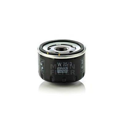 Filtr oleju MANN-FILTER W75/3 W753