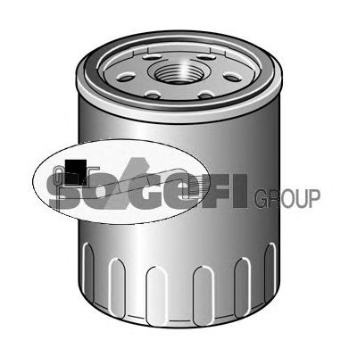 Filtr oleju PURFLUX LS933 W79