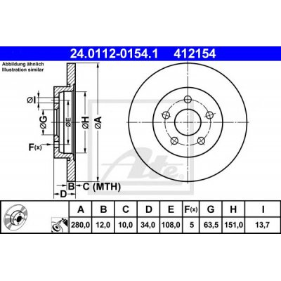 KLOCKI HAMULCOWE MERCEDES 207D-510D 77-95