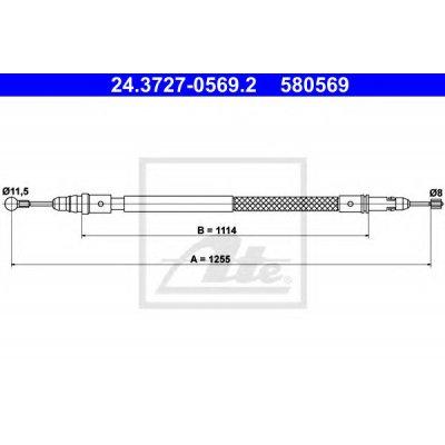 FILTR POWIETRZA PEUGEOT 605 CI XM 2.0-3.0 6V