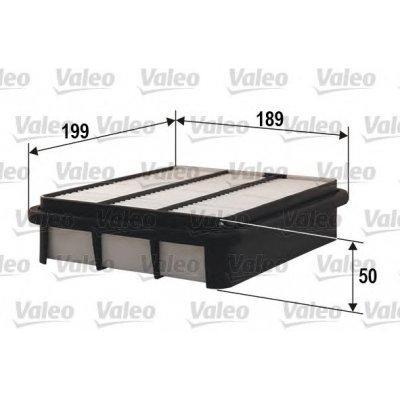 Filtr powietrza VALEO 585200 C2029