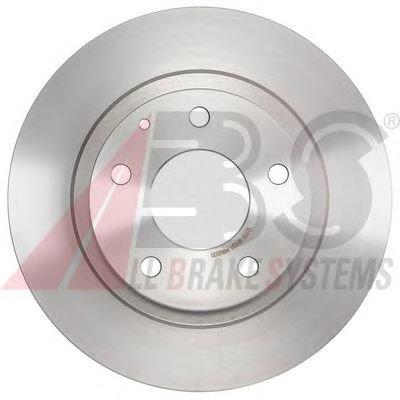 Mintex MDC2557 Rear Brake Discs x2 290mm Diameter Solid 11mm Thickness