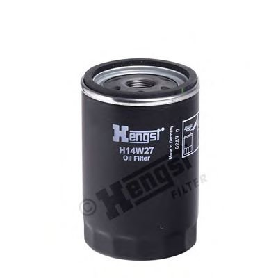 Filtr oleju HENGST FILTER H14W27 W71930