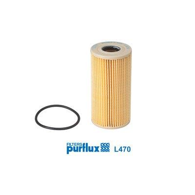 Filtr oleju PURFLUX L470 HU618X
