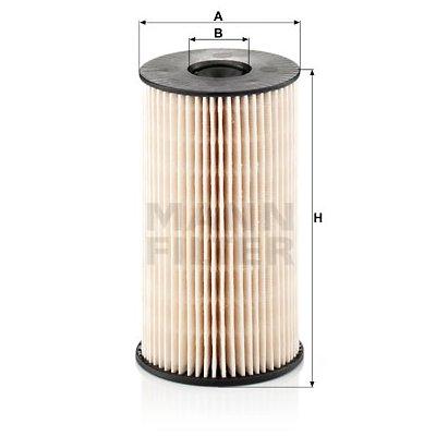 Filtr paliwa MANN-FILTER PU825X