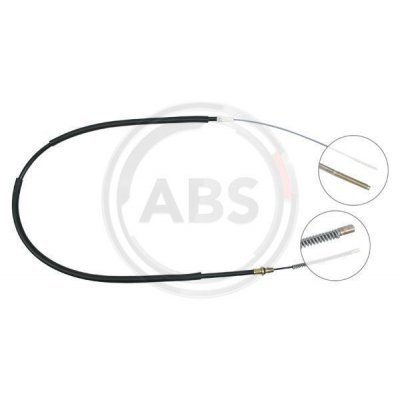 FOR SEAT INCA 6K9 VW CADDY MK2 1.4 1.6 1.7 1.9 TDI SDI  HAND BRAKE CABLE