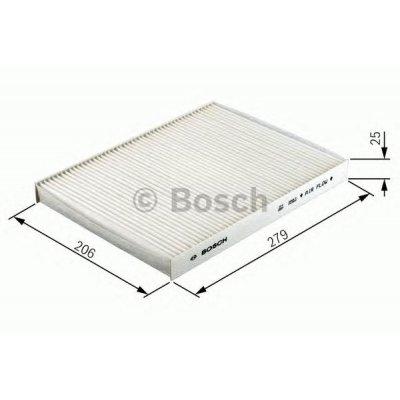 Filtr kabinowy BOSCH 1987432012 CU2882