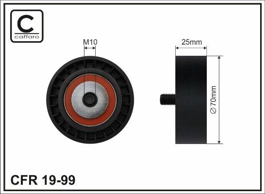 PASEK KLINOWY 10X1500