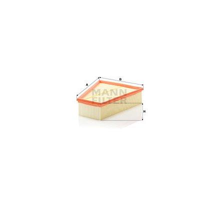 Filtr powietrza MANN-FILTER C30161