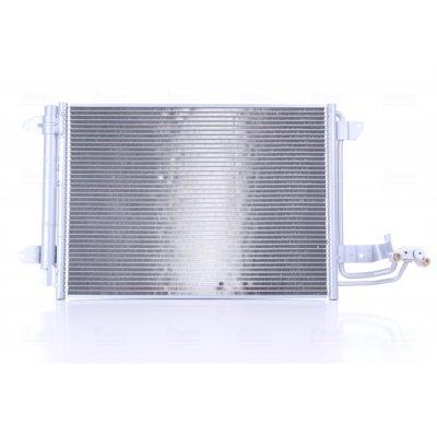 Chłodnica klimatyzacji z osuszaczem NISSENS 94684 1K0820411F
