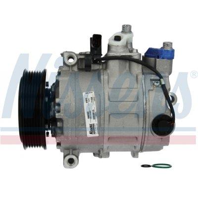 Kompresor klimatyzacji NISSENS 89092 01D00324