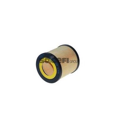 Filtr oleju PURFLUX L376 HU816X
