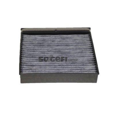 Filtr powietrza kbinowy PURFLUX AHC234 CUK2430