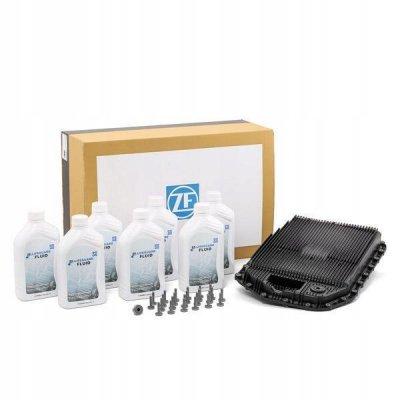 Zestaw do wymiany oleju - skrzynia automatyczna ZF Parts 1071.298.033 6HP19