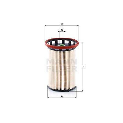 Filtr paliwa MANN-FILTER PU8008/1 PU80081