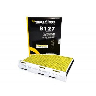 Filtr kabinowy VASCO B127 CUK2939