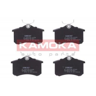 Klocki hamulcowe KAMOKA JQ1012166 20961170