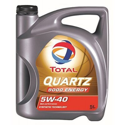 OLEJ 5W-40 TOTAL QUARTZ 9000 ENERGY 5L