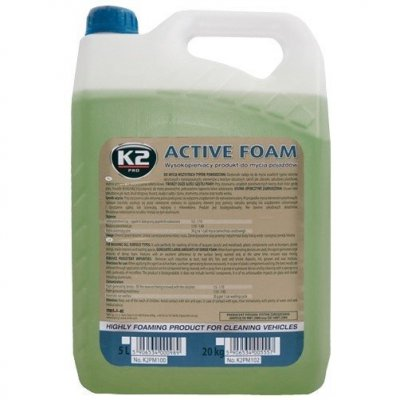 K2 ACTIVE FOAM - AKTYWNA PIANA - 5 KG 5L