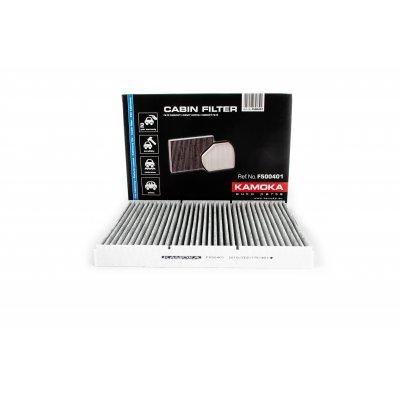 Filtr kabinowy węglowy KAMOKA F500401 CUK2862