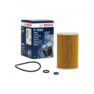 AUDI A5 8F, 8T 2.0D Oil Filter 2011 on Bosch 03L115562 Top Quality Replacement