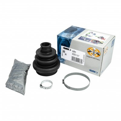 NEW 23202 SPIDAN TRANSMISSION END CV JOINT BOOT KIT I OE REPLACEMENT