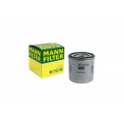 Filtr oleju MANN-FILTER W712/95 W71295