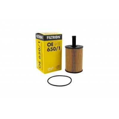 Filtr oleju FILTRON OE650/1 HU7197X