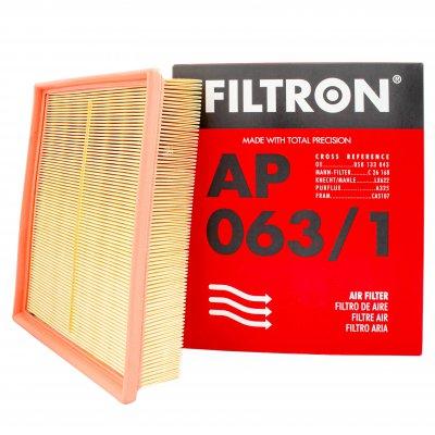 Filtr powietrza FILTRON AP063/1 C26168