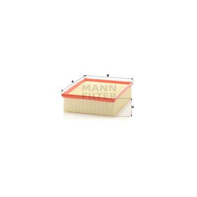 Filtr powietrza MANN-FILTER C27192/1 C271921