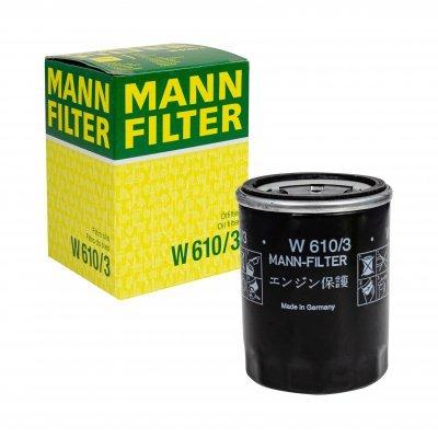 Filtr oleju MANN-FILTER W610/3 W6103