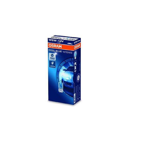 OSRAM 2825HCBI-02B COOL BLUE INTENSE W5W Doppelblister W2.1x9.5d