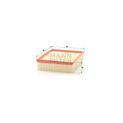 Filtr powietrza MANN-FILTER C26168