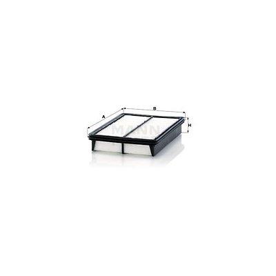 Filtr powietrza MANN-FILTER C27019