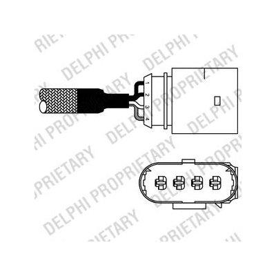 Fuel Parts LB1293 Lambdasonde