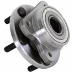 Bearings and wheel hubs