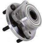 Bearings and wheel hubs