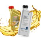 Oleje i płyny
