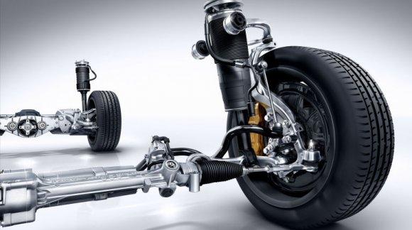 Zawieszenie w samochodzie - Objawy stukania, przyczyny awarii układu zawieszenia
